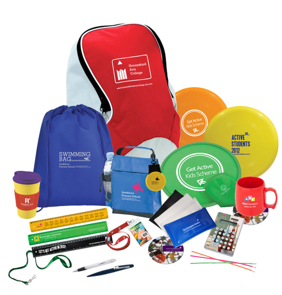 Promotional items for your next trade show or giveaway