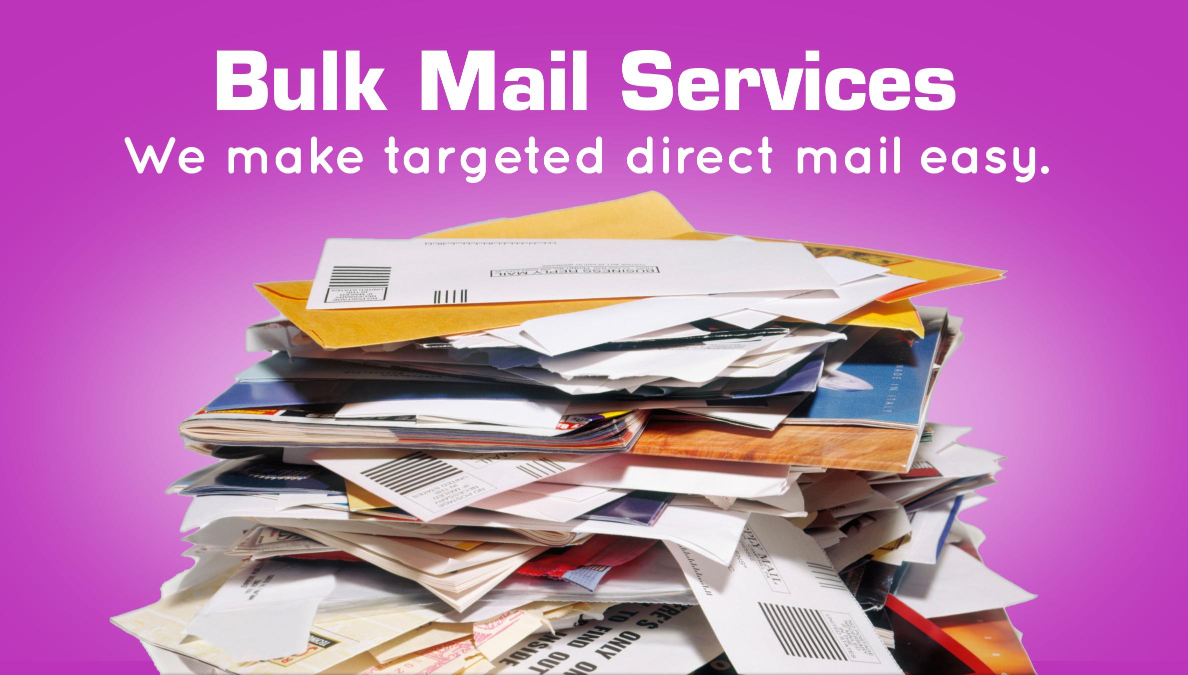 Bulk Mail Services