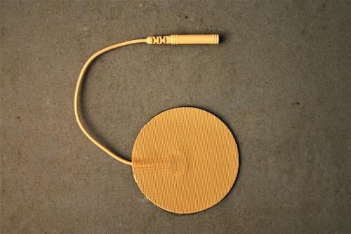 Advantrode TENS Electrode, Tricot, 2 inch Round.