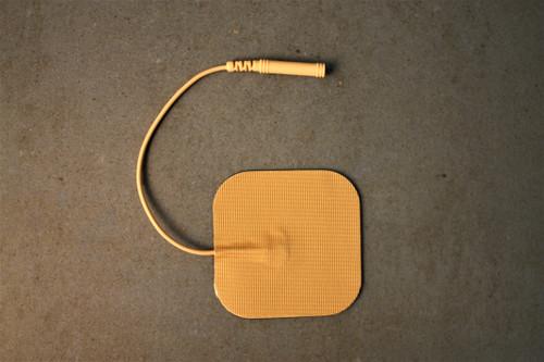 Advantrode TENS Electrode, Tricot, 2 x 2 inches.