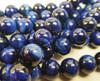 8mm Blue tiger eye smooth round beads