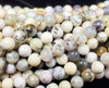 8.5mm Australian White Opal Smooth Round Beads