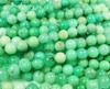 7.5mm 15.5 Inch Australian Chrysoprase Smooth Round Beads