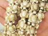 13x17mm 23 Beads White Howlite Carved Swimming Sea Turtle Beads