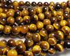 6mm Tiger Eye Round Beads
