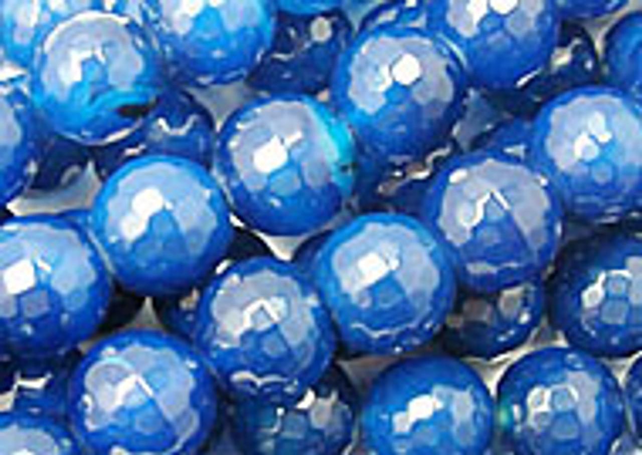Dark Blue Agate