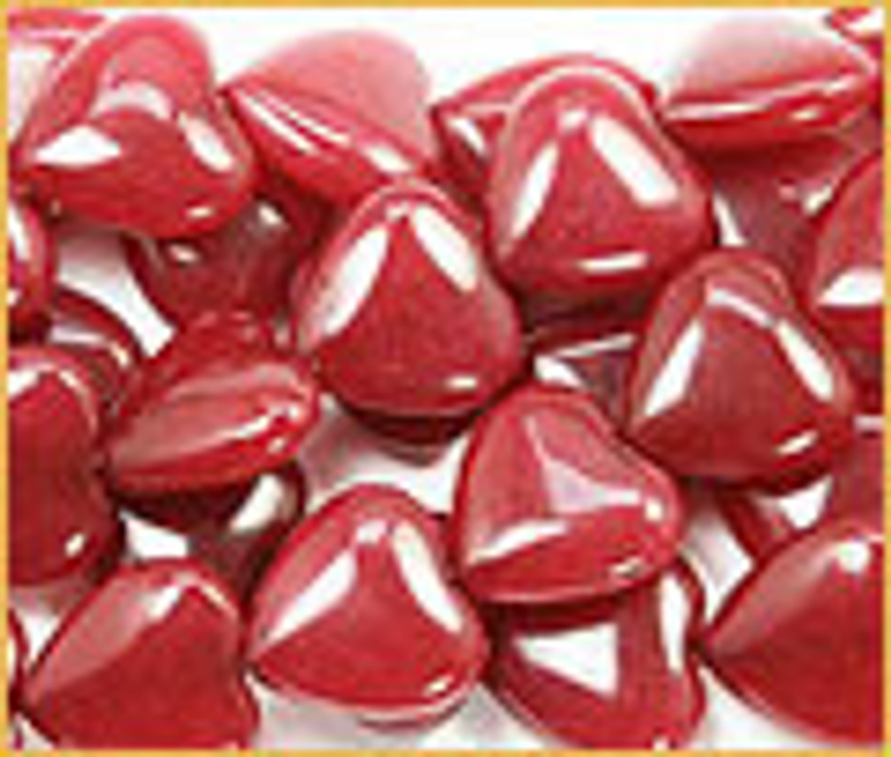 Ruby Red Jade