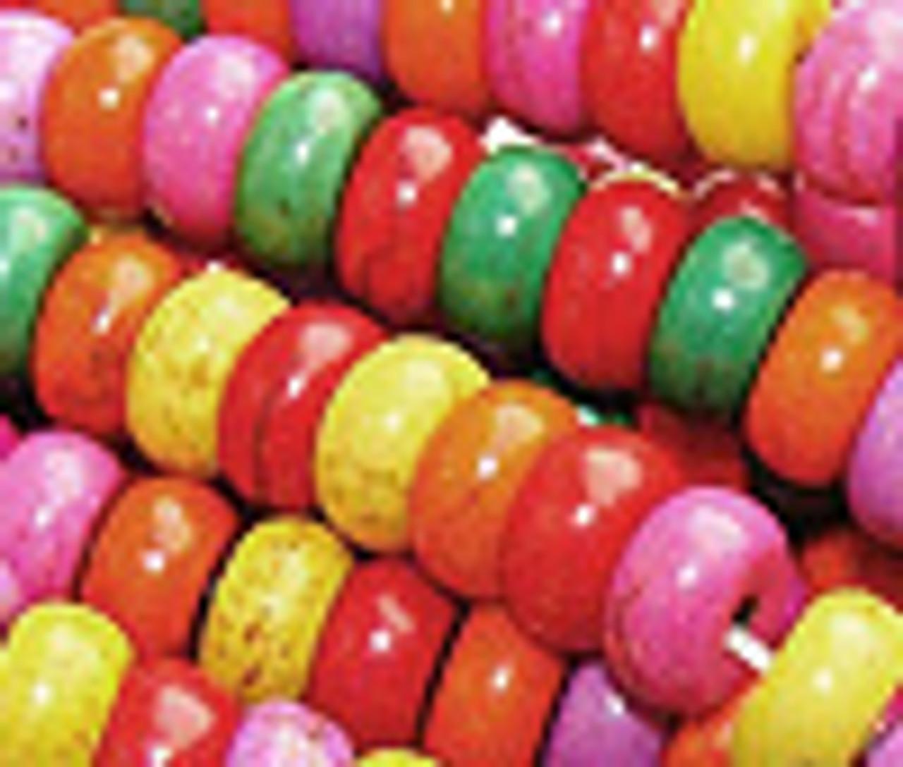 Rondelle Beads