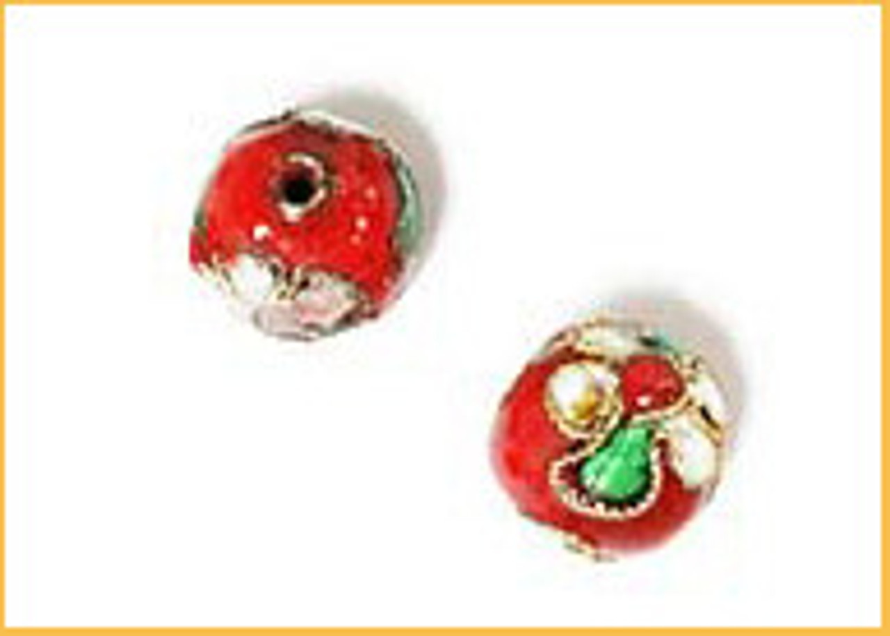 Cloisonne Beads