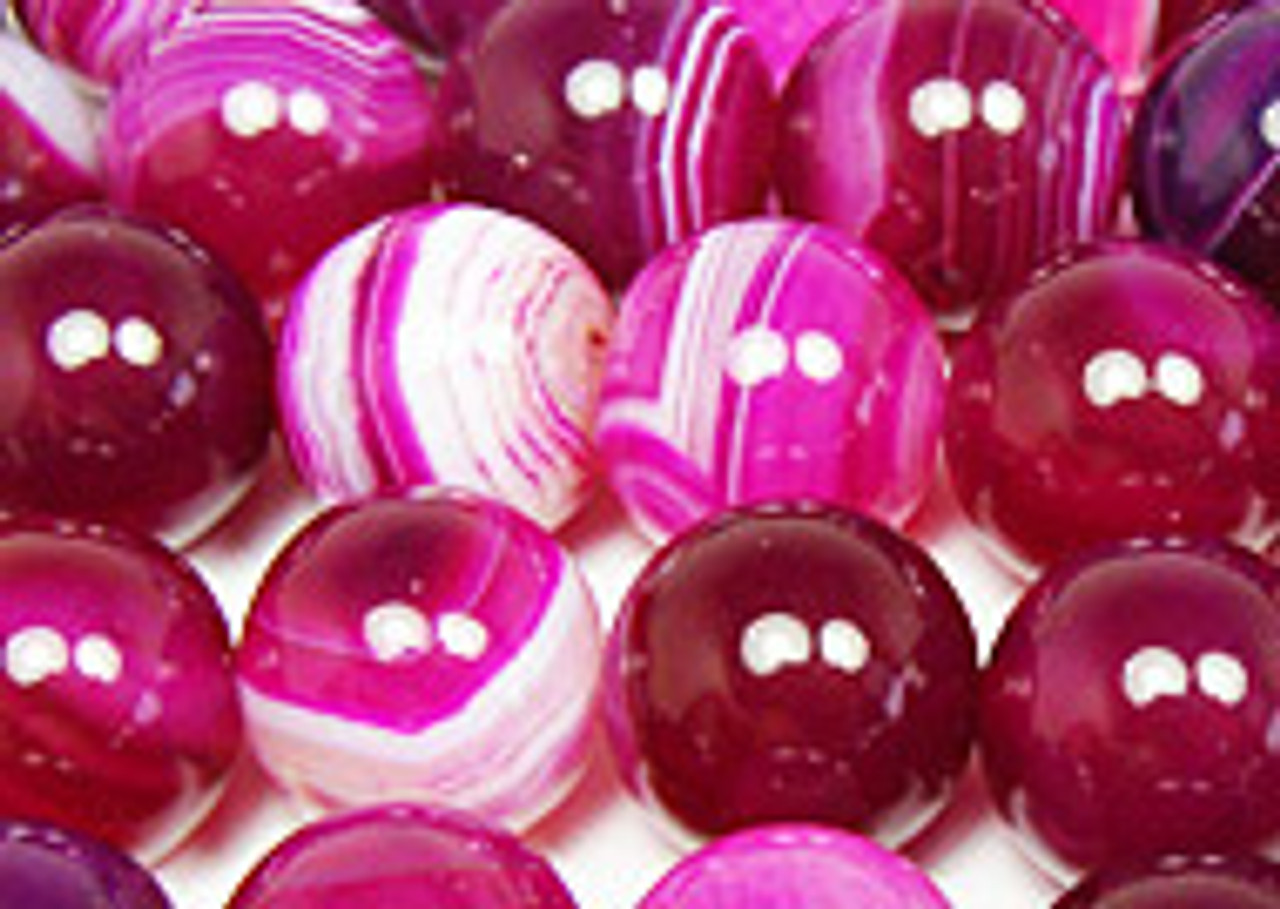 Agate Beads (assorted)