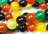 Multi Color Agate