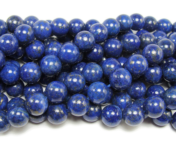 14mm Lapis  round beads