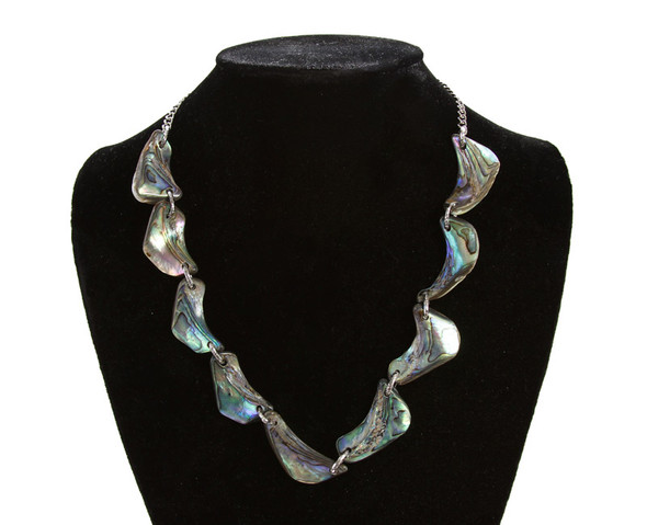 20 inches Abalone fashion necklace