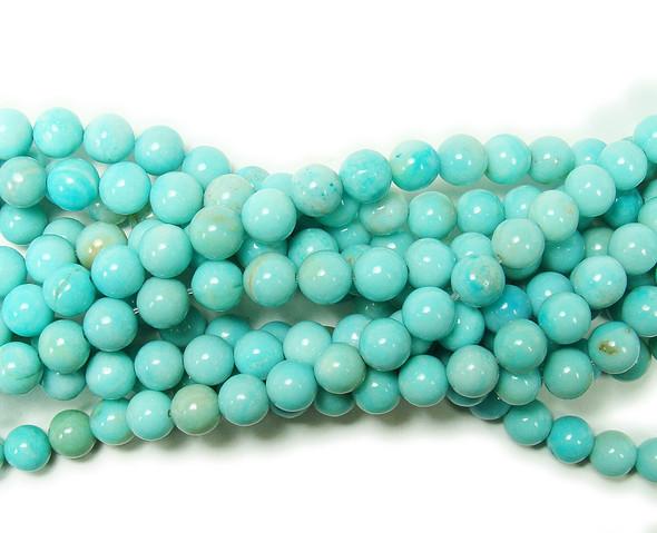10mm 16 Inch Strand Amazonite Round Beads