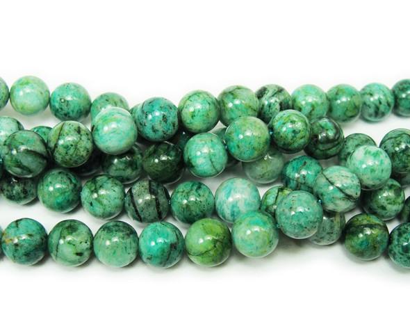 8mm Amazonite Round Beads