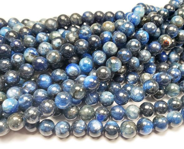 6mm Kyanite Round Beads