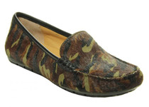 Albion Loafers in Camoflage