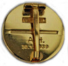 NSDAP Gold Party Badge