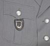Bw Wachbataillon Uniform Breast Pocket Fob from Hessen Antique
