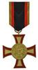 Bundeswehr Cross Of Honor For Outstanding Deeds - Goldfrom Hessen Antique