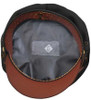 """US WWII Officers OD """"Crusher"""" Style Cap from Hessen Antique"""
