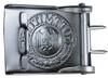 WH Belt Buckle from Hessen Antique