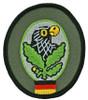 Bundeswehr Sniper Badge from Hessen Antique