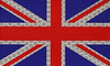 IR Full Color British Flag Insignia from Hessen Antique