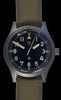 British 1940s WWII Pattern Military General Service Watch (automatic) from Hessen Militaria