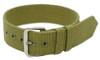 USGI WWII Pattern Military Watch Strap - 18mm from Hessen Militaria