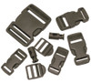 BW Style OD Buckle Set from Hessen Tactical