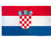 Croatia National Flag from Hessen Antique