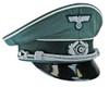 German Infantry Officer Visor Cap from Hessen Antique