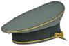 German General Officer Visor Cap from Hessen Antique
