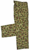 US Army WWII Camo HBT Trousers from Hessen Antique