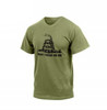 Don't Tread On Me T-Shirt from Hessen Tactical