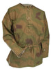 Camouflage Smock, Tan/Water Camo Material from Hessen Antique