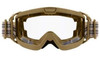 Coyote Brown ANSI Ballistic Military OTG Goggles from Hessen Militaria