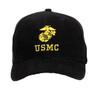 Supreme Low Profile Cap -  Black USMC