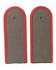 NVA Enlisted Shoulder Boards - Artillery  from Hessen Surplus