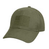 Deluxe Low Profile Flag Insignia Cap from Hessen Tactical.