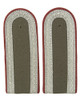 East German Army NCO Shoulder Boards - Stazi from Hessen Surplus