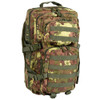 Vegetato Camo Assault Pack  -  Large Hessen Antique