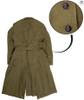 Romanian Army Overcoat from Hessen Surplus