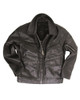 Black Leather Police Jacket - Womens from Hessen Antique