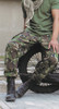 British Camo Field Pants - Used from Hessen Surplus