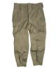 Belgium OD M65 Field Pants - Used from Hessen Surplus