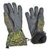 BW Flecktarn Insulated Gloves from Hessen Antique