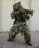 Woodland Camo Ghille Suit from Hessen Antique