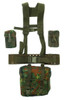 Bundeswehr G3 Flectar 5 Piece Harness Set - Used from Hessen Antique